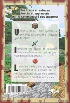 Livres Couvertures de 100 trucs sur la redstone et les secrets de Minecraft
