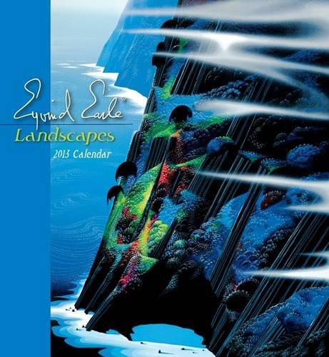 Eyvind Earle Landscapes 2013 Calendar
