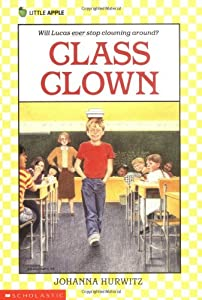 """Cover of """"Class Clown"""""""