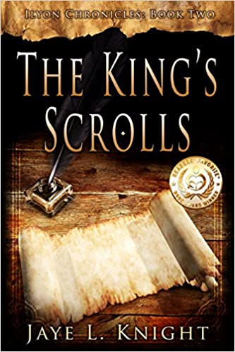 The King's Scrolls book cover