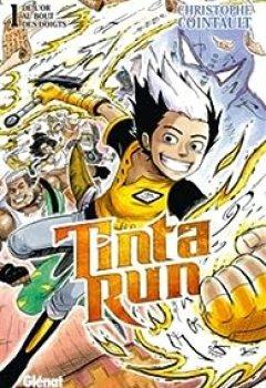 Livres Couvertures de Tinta Run, Tome 1 : De L'or Au Bout Des Doigts