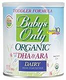 Baby's Only Dairy DHA/ARA Toddler Formula - Powder - 12.7 oz - 6 pack