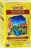 Eco Teas, Rooibos, 24 Tea Bags (Pack of 3)
