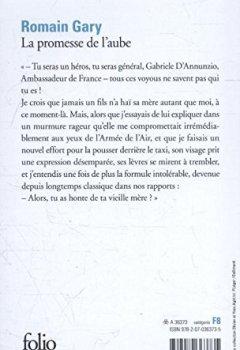 Telecharger La promesse de l'aube de Romain Gary