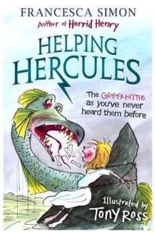 Helping Hercules: The Greek Myths as You've Never Heard them Before by Francesca Simon| wearewordnerds.com