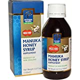 Manuka Honey Syrup MGO 400+, Net Wt 3.5 fl oz