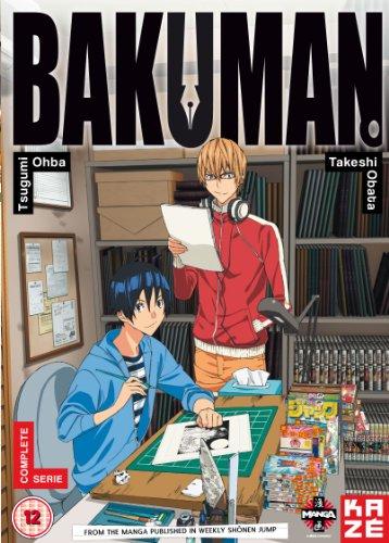 Bakuman Series 1