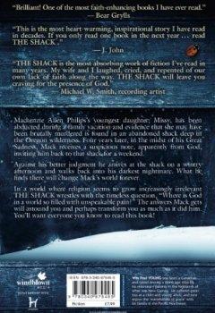 Livres Couvertures de The Shack