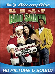 "Cover of ""Badder Santa (Unrated Widescree..."