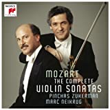 Mozart Sonatas for Violin & Piano