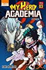 My Hero Academia, tome 3