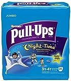 Huggies Pull-Ups Nighttime Training Pants - Boys - 3T-4T - 20 ct by Huggies [並行輸入品]