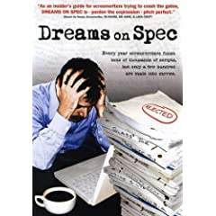 Dreams on Spec Cover