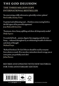 Livres Couvertures de The God Delusion: 10th Anniversary Edition