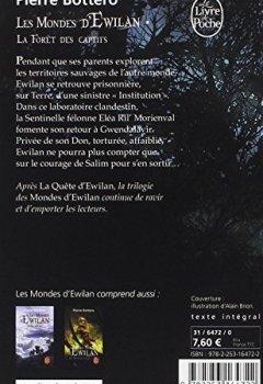 Livres Couvertures de La Forêt des captifs (Les Mondes d'Ewilan, Tome 1)