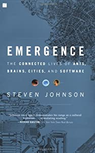 "Cover of ""Emergence: The Connected Lives ..."