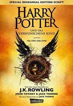 Buchdeckel von Harry Potter: Harry Potter und das verwunschene Kind. Teil eins und zwei (Special Rehearsal Edition Script)