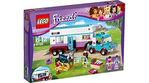 Lego - 41125 - LEGO Friends - Rimorchio veterinario dei cavalli