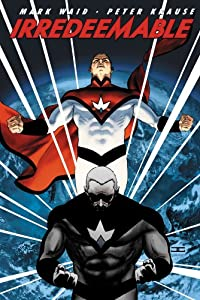 "Cover of ""Irredeemable: Volume 1"""