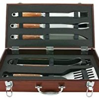 Top 10 Best-Rated BBQ Grill Tool Sets for 2015