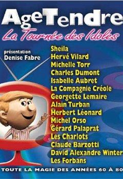 Livres Couvertures de Âge tendre - La tournée des idoles - Vol. 5