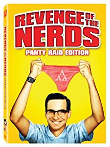 "Cover of ""Revenge of the Nerds - Panty Ra..."