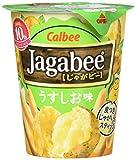 カルビー Jagabee ジャガビー うすしお味 40g × 12個