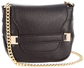 Ivanka Trump Jessica IT1040-01 Cross Body,Black,One Size