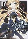Sword Art Online : Aincrad, tome 2