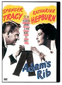 "Cover of ""Adam's Rib"""
