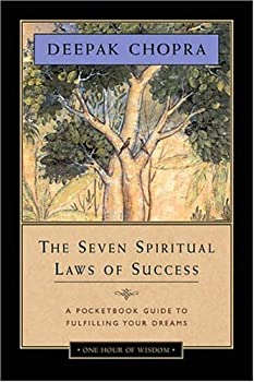 """Cover of """"The Seven Spiritual Laws of Suc..."""