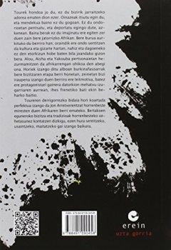 Portada del libro deEstolda jolasak (Uzta gorria)