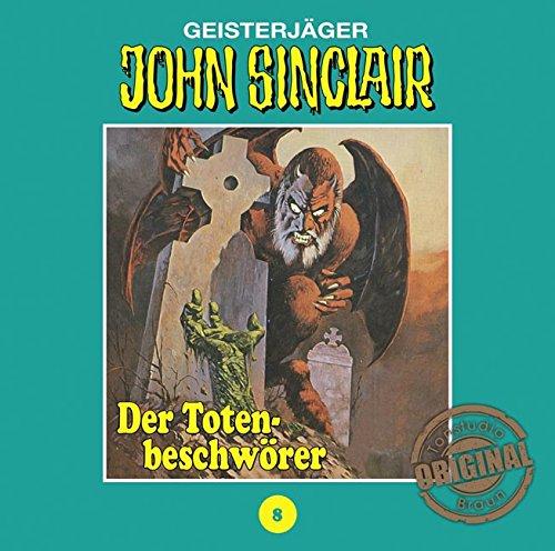 John Sinclair (8) Der Totenbeschwörer (Jason Dark) Tonstudio Braun / Lübbe Audio 2016