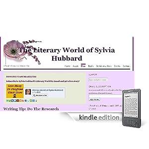 The Literary World of Sylvia Hubbard