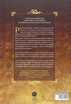 Livres Couvertures de Game of Thrones : Les Origines de la saga - 2e édition