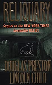 "Cover of ""Reliquary (Pendergast, Book 2)&..."