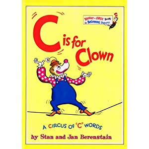 'C' Is for Clown (Bright & Early Books)