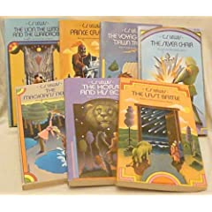 "The Chronicles of Narnia (7-Book Box Set includes ""The Lion, the Witch and the Wardrobe,"" ""Prince Caspian,"" ""The Voyage of the Dawn Treader,"" ""The Silver Chair,"" ""The Magician's Nephew,"" "" The Horse and His Boy"" and ""The Last Battle"")"