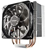 Enermax ETS-T40-TB CPU Cooler with T.B.Silence PWM Twister Bearing Cooling Fan, Chrome by Enermax [並行輸入品]