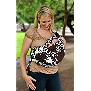 The Peanut Shell Adjustable Baby Sling