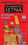 Les enquêtes de Setna, tome 3 : Le voleur d'âmes