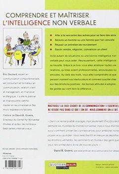 Livres Couvertures de Comprendre et maîtriser l'intelligence non verbale