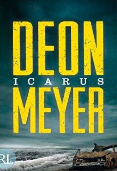 Buchdeckel von Icarus: Thriller (Benny Griessel Romane 5)