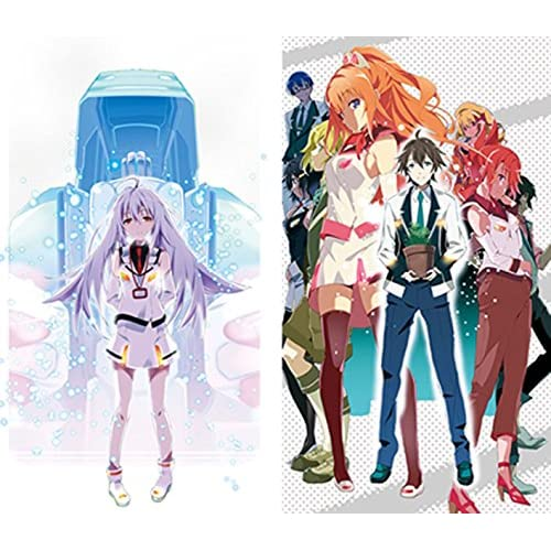 プラスティック・メモリーズ 1【完全生産限定版】(イベントチケット優先販売申込券付) [Blu-ray]