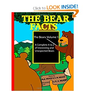 The Bear Facts: An A to Z of Interesting and Unexpected Bears