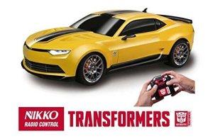 Nikko-Transformers-Bumblebee-Radio-Controlled-Car
