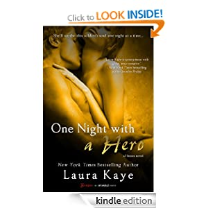 One Night with a Hero: A Heroes Novel (Entangled Brazen)