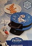 Disney Frozen Olaf Waffle Maker - Makes Olaf the Snowman Waffles