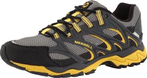 Buy Merrell Mens NTR Seismic,Smoke-Adventure Yellow,10.5 D(M) US