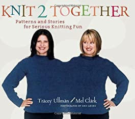 """Cover of """"Knit 2 Together: Patterns and S..."""